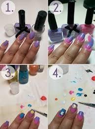 cute bird and cat nail art tina tech