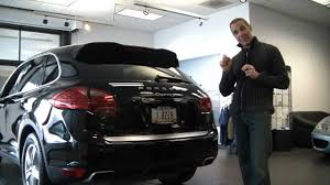 Porsche Cayenne S Hybrid - 2011 porsche cayenne s hybrid for sale columbus ohio youtube