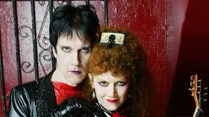 Lux Interior And Poison Ivy The Primitive Rock Devotion Of The Cramps U0027 U0027songs The Lord Taught