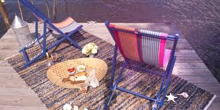 Outdoor Rugs Made From Recycled Plastic by Fab Habitat Shop Eco Friendly Home Decor Online