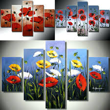 articles with poppies wall art canvas tag poppies wall art poppy wall art stickers poppy wall art uk high quality gifts oil paintings on canvas 5