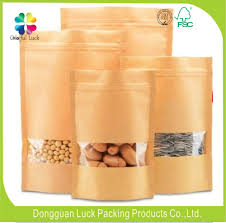 kraft paper bag with window and zipper kraft paper bag with kraft paper bag with window and zipper kraft paper bag with window and zipper suppliers and manufacturers at alibaba com