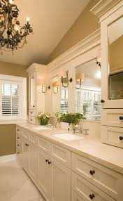 Best  Master Bath Vanity Ideas On Pinterest Master Bathroom - White cabinets master bathroom