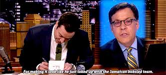 Bob Costas Meme - mygifs jimmy fallon thank you notes me1k bob costas tsjf