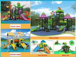 angel playground outdoor play center new developed outdoor playground