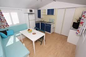 loisir cuisine loisir mobile home plus 2 bedrooms 5 pers cing le domaine