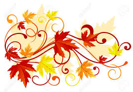 autumn colorful leaves background for thanksgiving design royalty