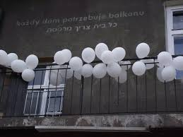 anka leśniak every house needs a balcony