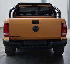 volkswagen amarok custom vw amarok v8 passion desert mtm is like a european raptor or ram rebel