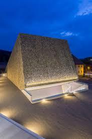 architektur lã beck blaibach by haimerl architektur concert halls