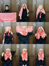 tutorial hijab nabiilabee 234 best hijab style images on pinterest hijab fashion hijab