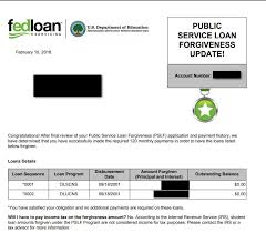 Seeking Cancelled Reddit I Received Pslf Forgiveness Studentloans