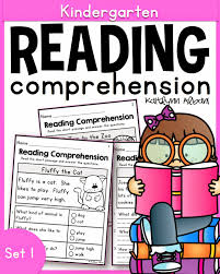 Thanksgiving Comprehension Passages The Best Of Teacher Entrepreneurs Ii Kindergarten Reading