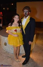 Halloween Costumes Beauty Beast Belle Beast Costume Beauty Beast Couples Costume