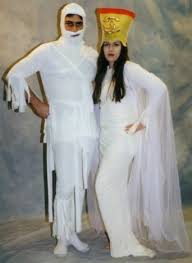 is an egyptian mummy halloween costume culturally offensive