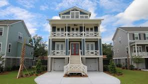 Carolina Country Homes by The Oaks Marsh View New Homes Mt Pleasant Sc Charleston Sc