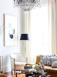 gold floor lamp with black shade design ideas