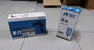 Paint Spray Gun For Sale Philippines - anest iwata w 71 spray gun with pc 4s cup tools philippines