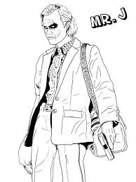 Joker coloring pages coloriage joker joker coloring pages coloriage