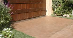 How To Clean Colored Concrete Patio Concrete Tint Crafts Home