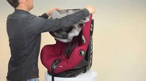 housse siège auto bébé housse éponge pour siège auto groupe 1 axiss de bebe confort