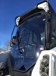 bobcat door glass extreme duty bobcat m series cab enclosure u2013 skidsteercabs com