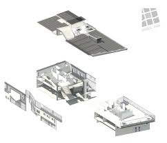 exploded floor plan mosaic centre for conscious community and commerce construction21