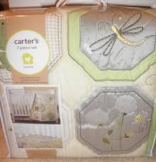 Bumble Bee Crib Bedding Set New Carters Bumble Bee 9 Nursery Crib Bedding Set Bumble