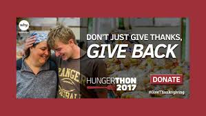 hungerthon 2017 bid on exclusive siriusxm auction items to help