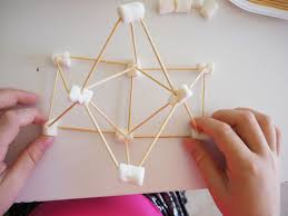 learn with play at home mini marshmallow and toothpick building