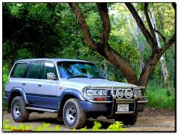 Toyota Landcruiser 80 Series Hdj80 Owned For 82 000 Kms And