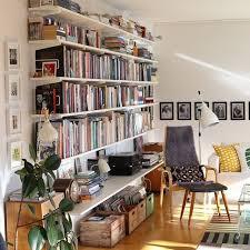 Wall Bookshelves The 25 Best Wall Bookshelves Ideas On Pinterest Office Shelving