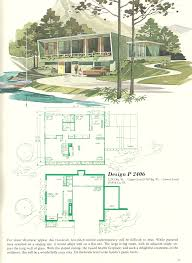vintage house plans vacation home plans 1960s homes future