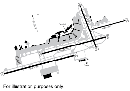 philadelphia international airport map nextgen philadelphia international airport