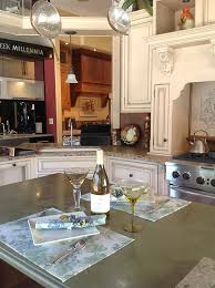 Kitchen Cabinet Showroom View Transitional Traditional  Modern - Kitchen cabinet showroom
