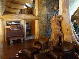 mt shasta majestic retreat luxury log hom vrbo