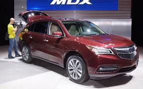 lexus rx vs mdx 2014 acura mdx first look 2013 new york auto show motor trend