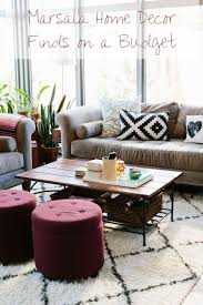 Olivia Palermo Home Decor by Marsala The New Neutral The Budget Affordable Fashion