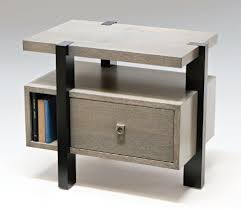 modern wood end table bedside tables 4 projects pinterest tables bedside table