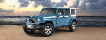 blue jeep 2 door 2017 jeep wrangler and wrangler unlimited chief