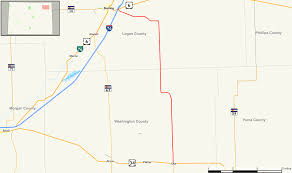 Granby Colorado Map by Colorado State Highway 61 Wikipedia