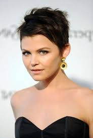 short piecey hairstyles 20 collection of brunette short hairstyles