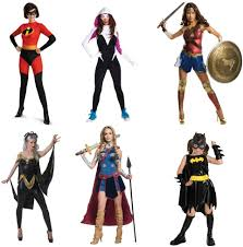 power costumes that kick major halloween costumes blog