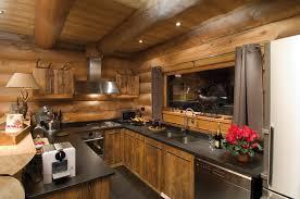 cuisine chalet moderne chalet cuisine idées décoration intérieure farik us