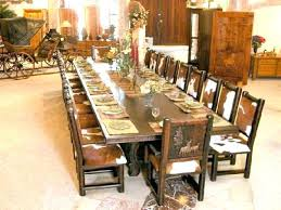 extra long dining table seats 12 tvcenter info page 142