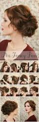 cute quick hairstyles for medium length hair 16 pretty and chic updos for medium length hair pretty designs