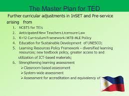 keynote address teacher education in the higher education reform