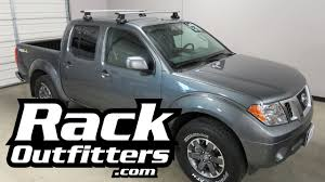 nissan titan bed rack best roof rack for nissan frontier the thule 480r traverse