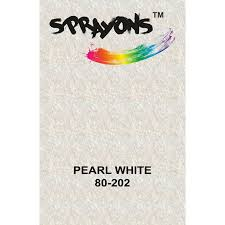 buy sprayons pearl white thermocol safe spray paint online bohriali
