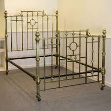 Brass Bed Frames Edwardian All Brass Bed Bed Frame Beds And Bedroom